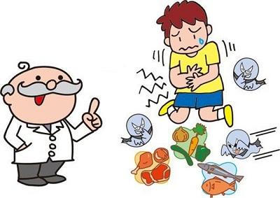 nguyên nhân ngộ độc thực phẩm