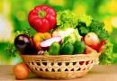 rau xanh thức ăn bổ máu